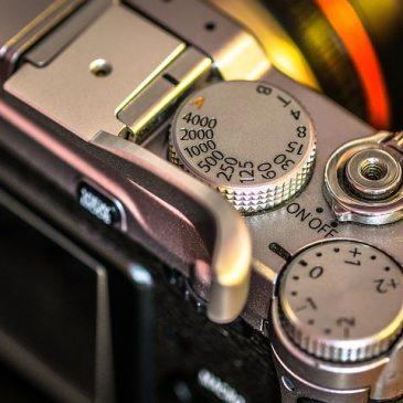 Die X-A3 von Fujifilm im Kurzportrait