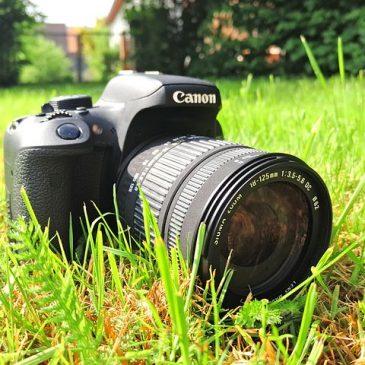 Die EOS 700D Digitalkamera von Canon – leistungsstark und zuverlässig
